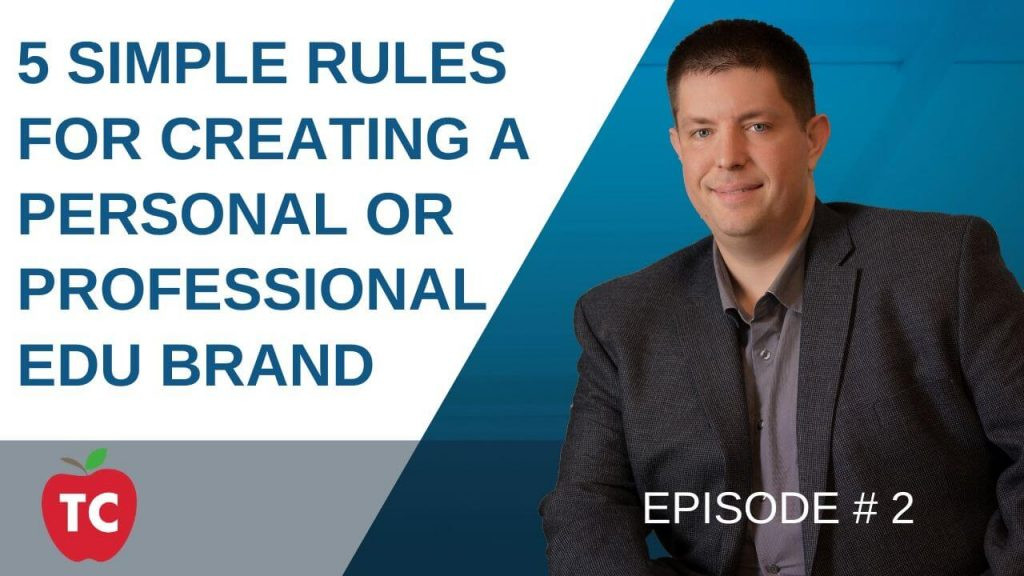 5 Rules of Professional Branding