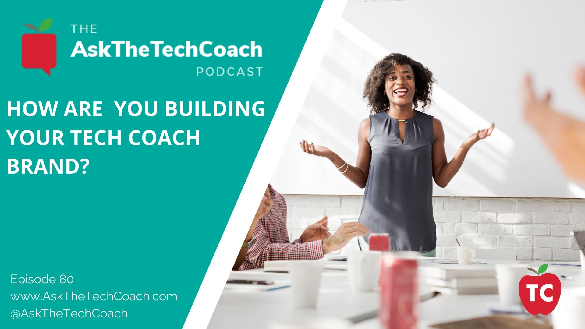 How Are You Building Your Tech Coach Brand