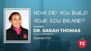 Dr. Sarah Thomas | EduMatch