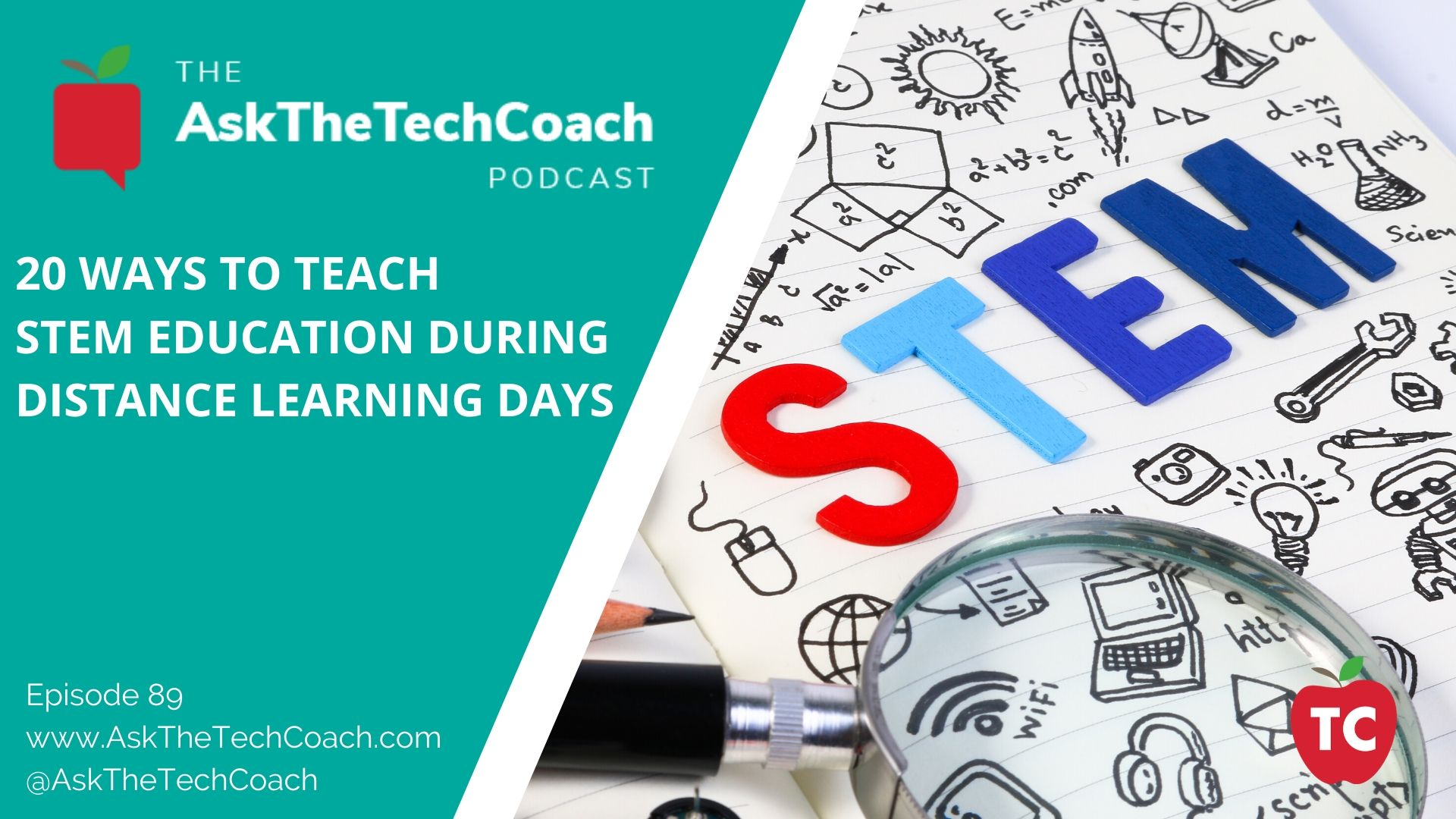 How To Teach STEM Education During Distance Learning Days