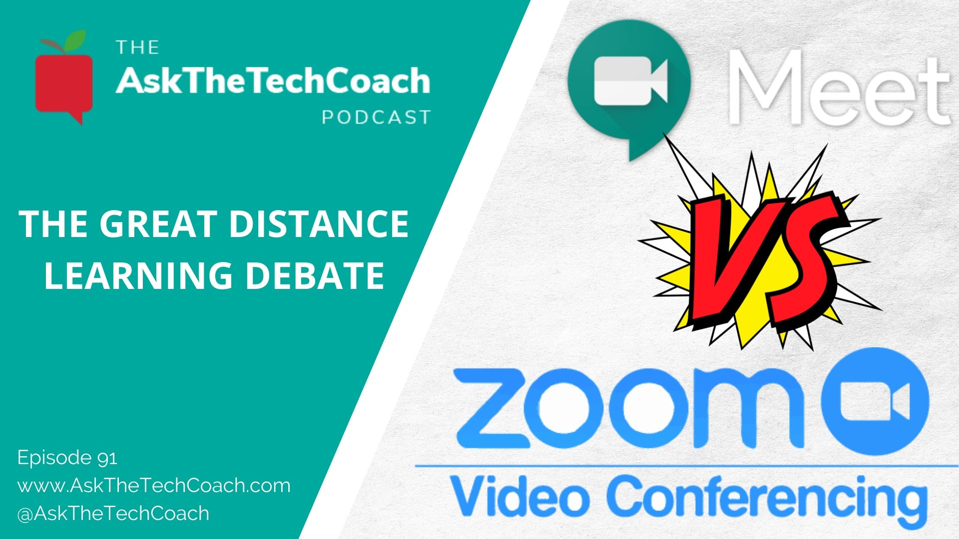 Zoom vs Google Meet