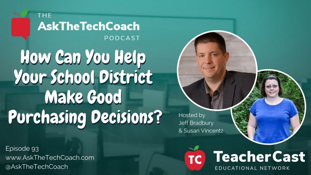 Helping Your District Make Good Purchasing Decisions