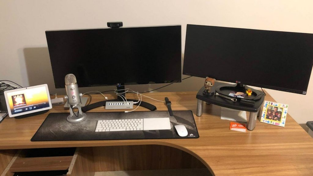 New TeacherCast Studio Station 1