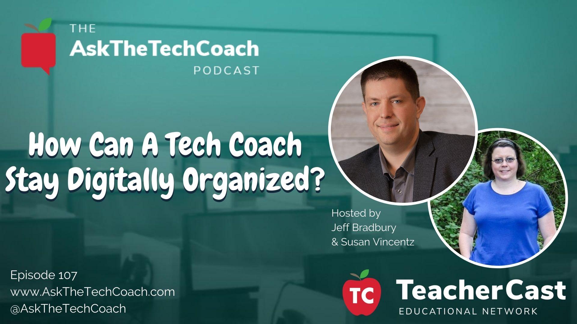 Tech Coach Organizers