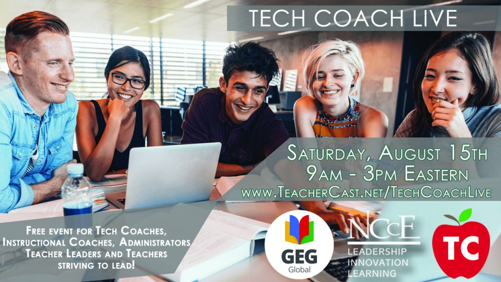 Tech Coach Saturday