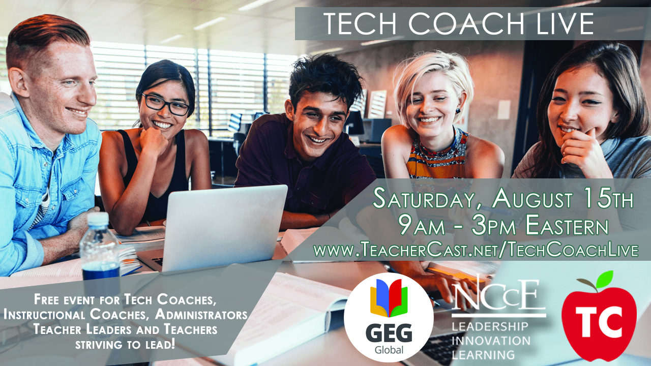 Tech Coach Saturday