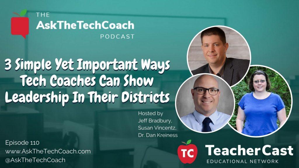 Showing Leadership As A Tech Coach