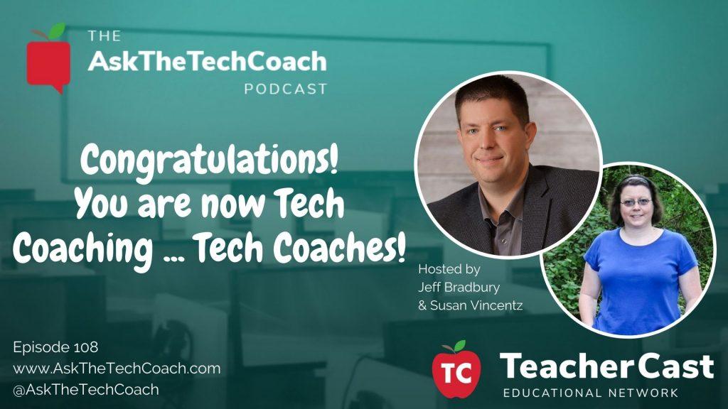 Tech Coaching Tech Coaches