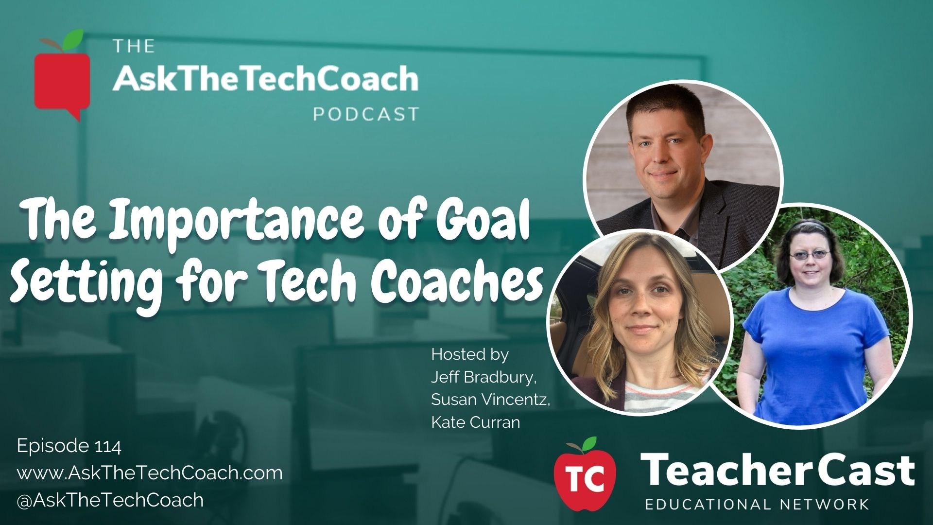 Goal Setting for Tech Coaches