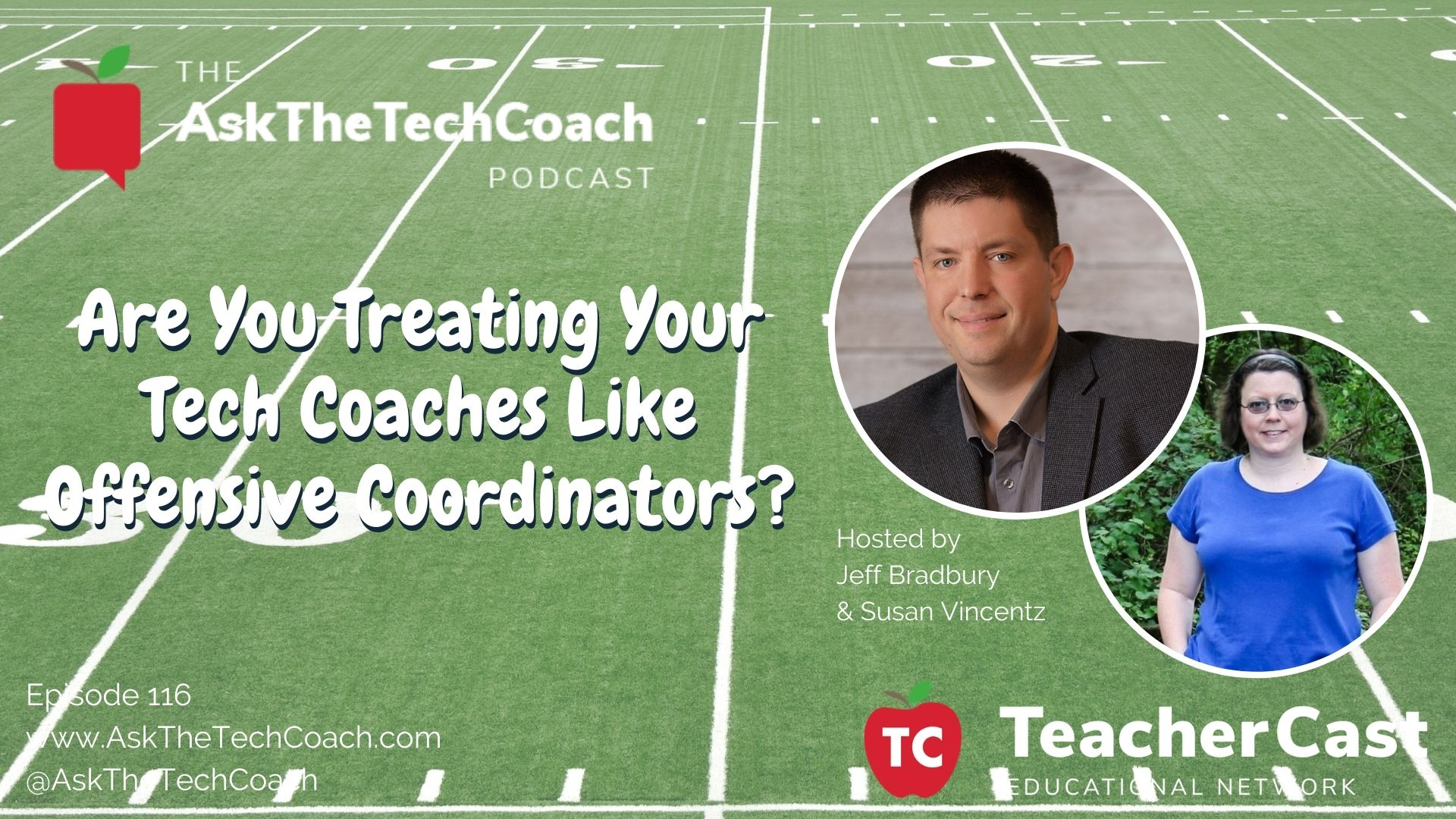 Tech Coaches as Offensive Coordinators