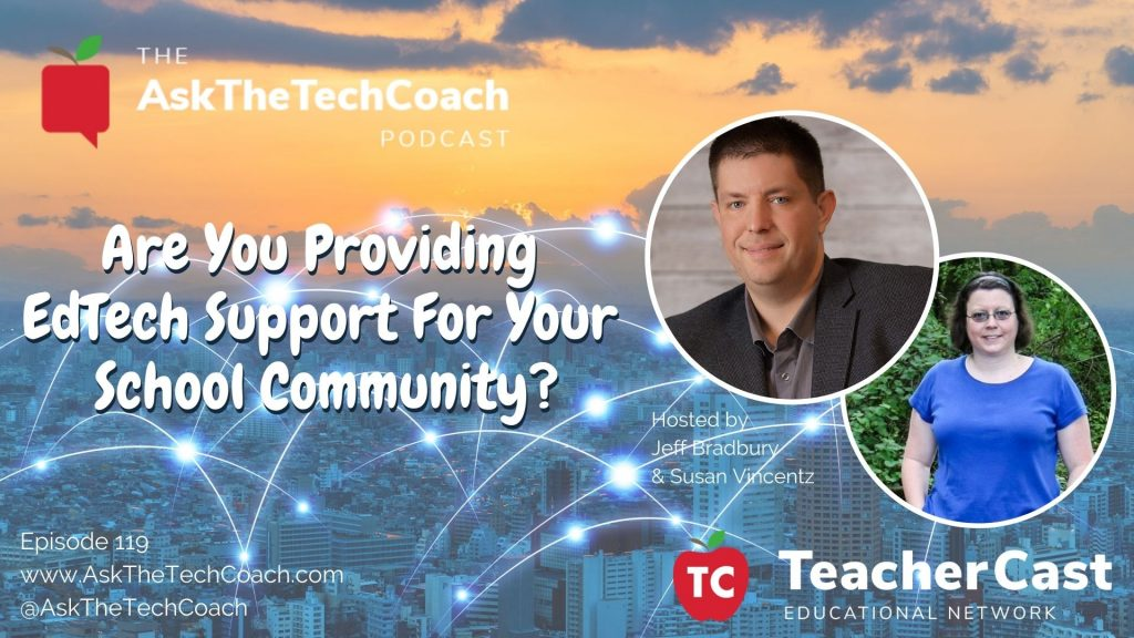Edtech in the Community