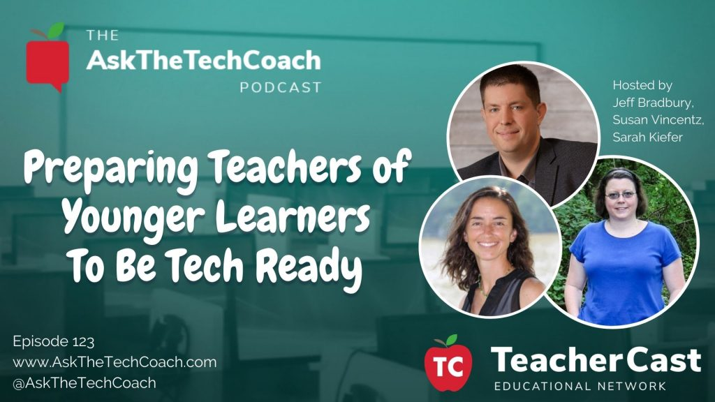 Preparing Teachers Of Younger Learners To Be Tech Ready