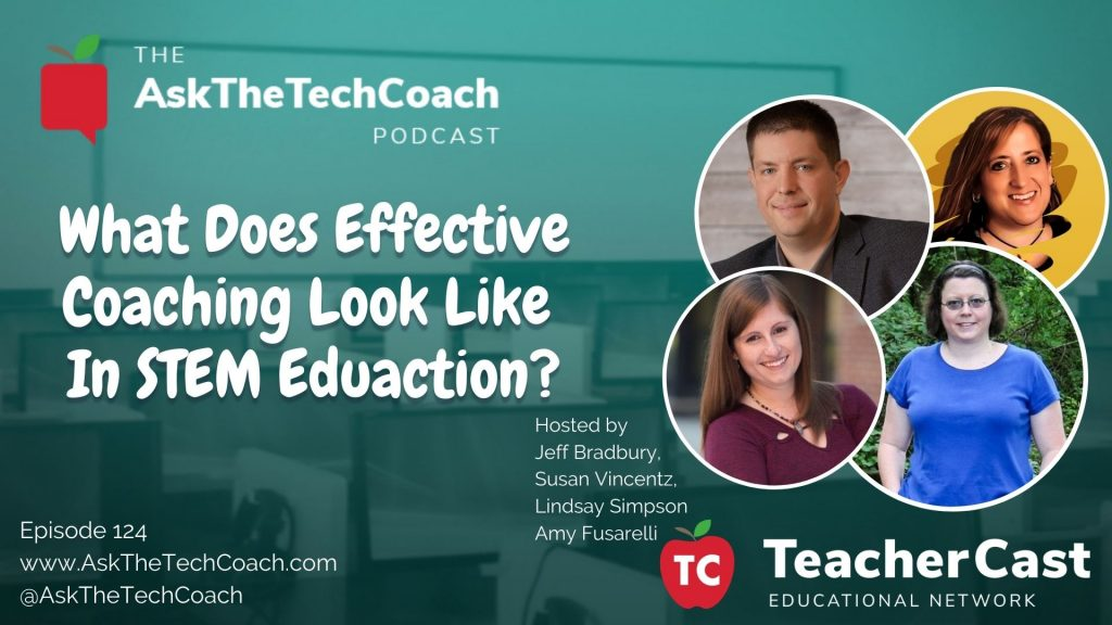 Podcast: STEM Coaching in Hybrid Classrooms