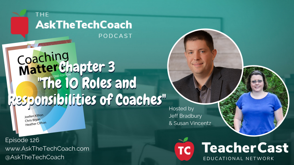 Podcast: Coaching Matters Chapter 3