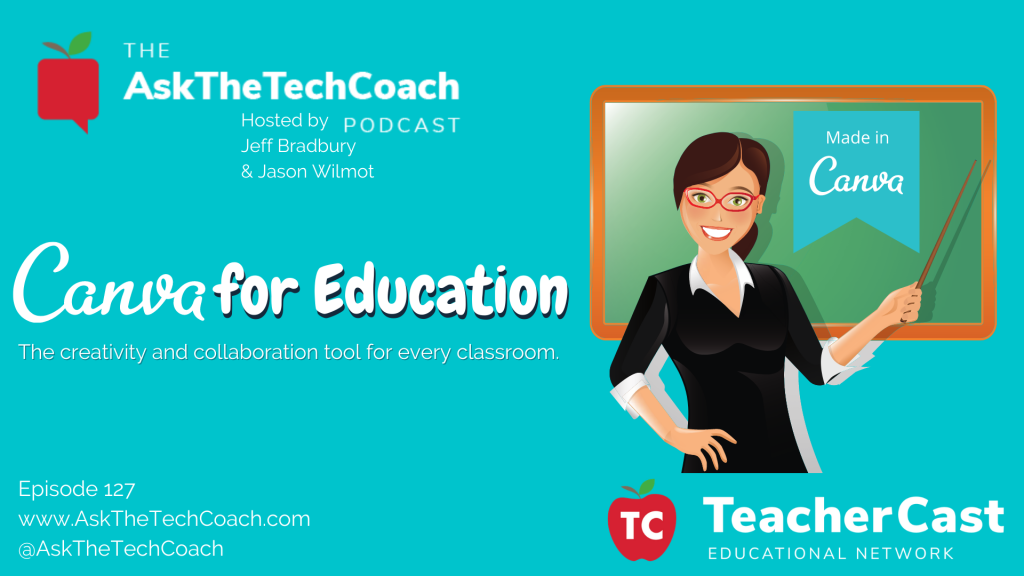 Podcast: Canva for Education