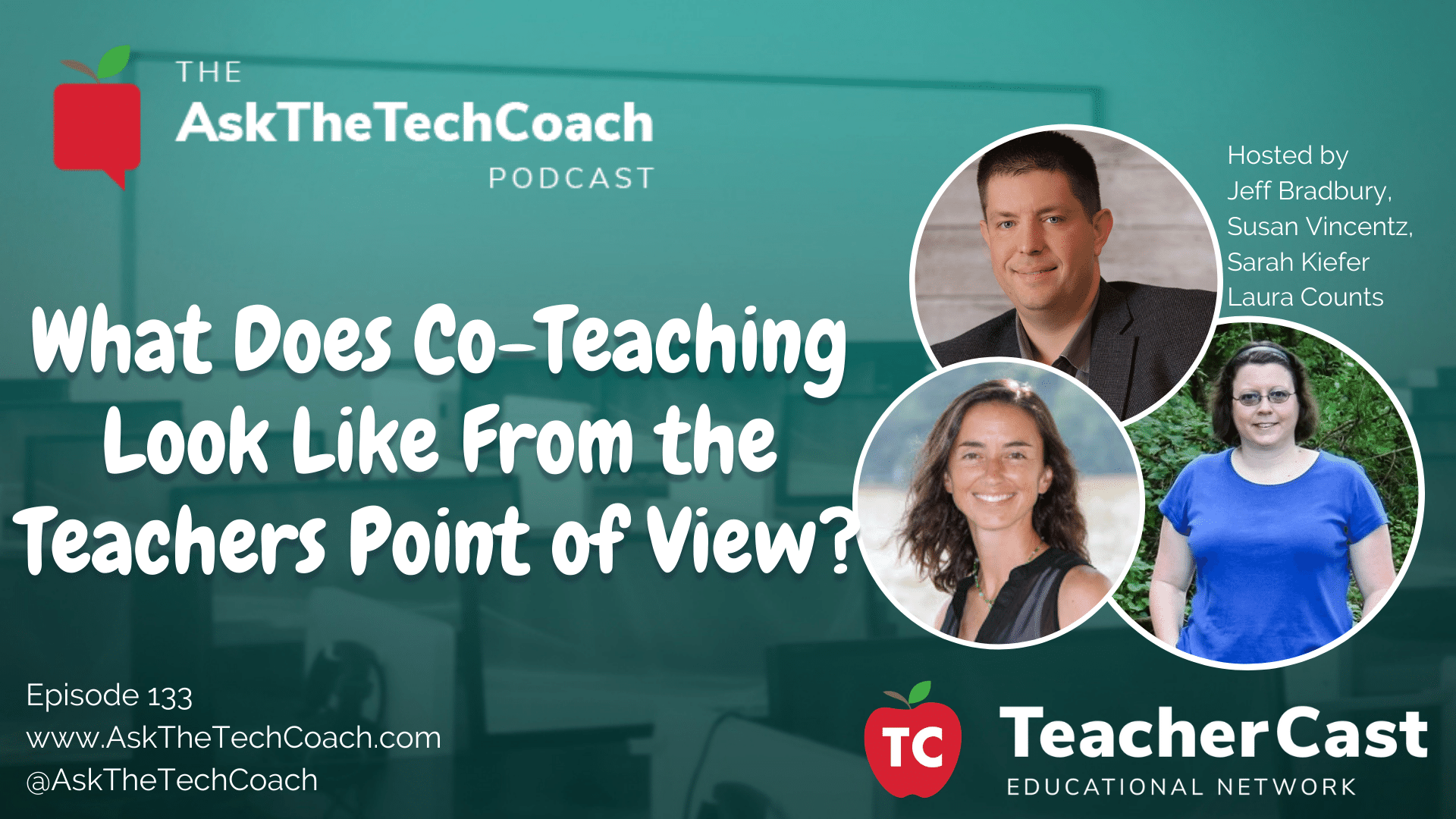 What Does Co-Teaching Look Like?