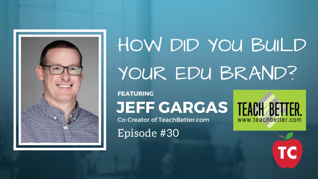 The Jeff Bradbury Show: Jeff Gargas
