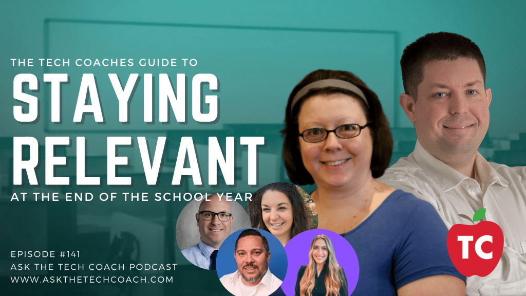 Staying Relevant as a Tech Coach