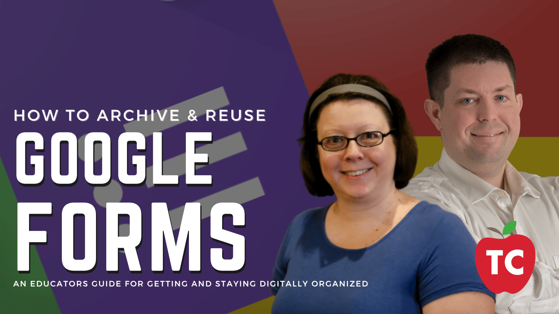 How to Archive Google Forms