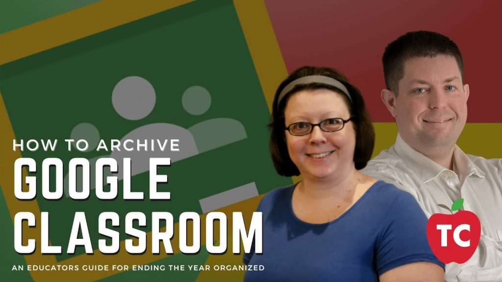 How to Archive Google Classroom