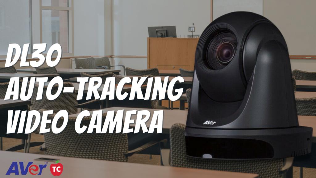 AVer USA DL30 Auto Tracking Camera