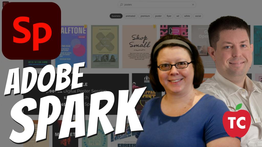 Tech Coach Weekly: Adobe Spark