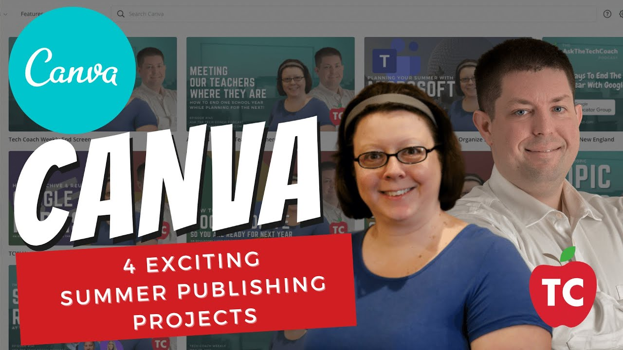 Using Canva in the Classroom