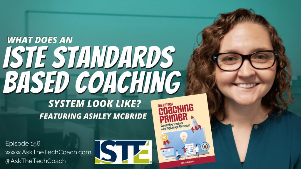 Ask the Tech Coach Podcast: Ashley McBride