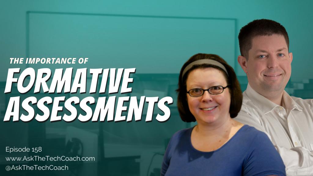 Google Based Formative Assessments